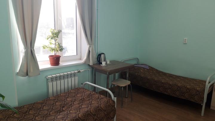 Больных разместят в здании хостела: в Тобольске откроют моногоспиталь для зараженных COVID-19