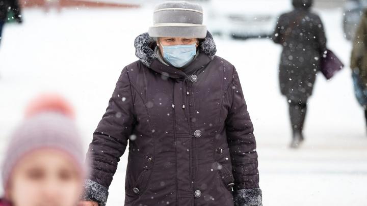 Власти Кузбасса продлили самоизоляцию из-за коронавируса