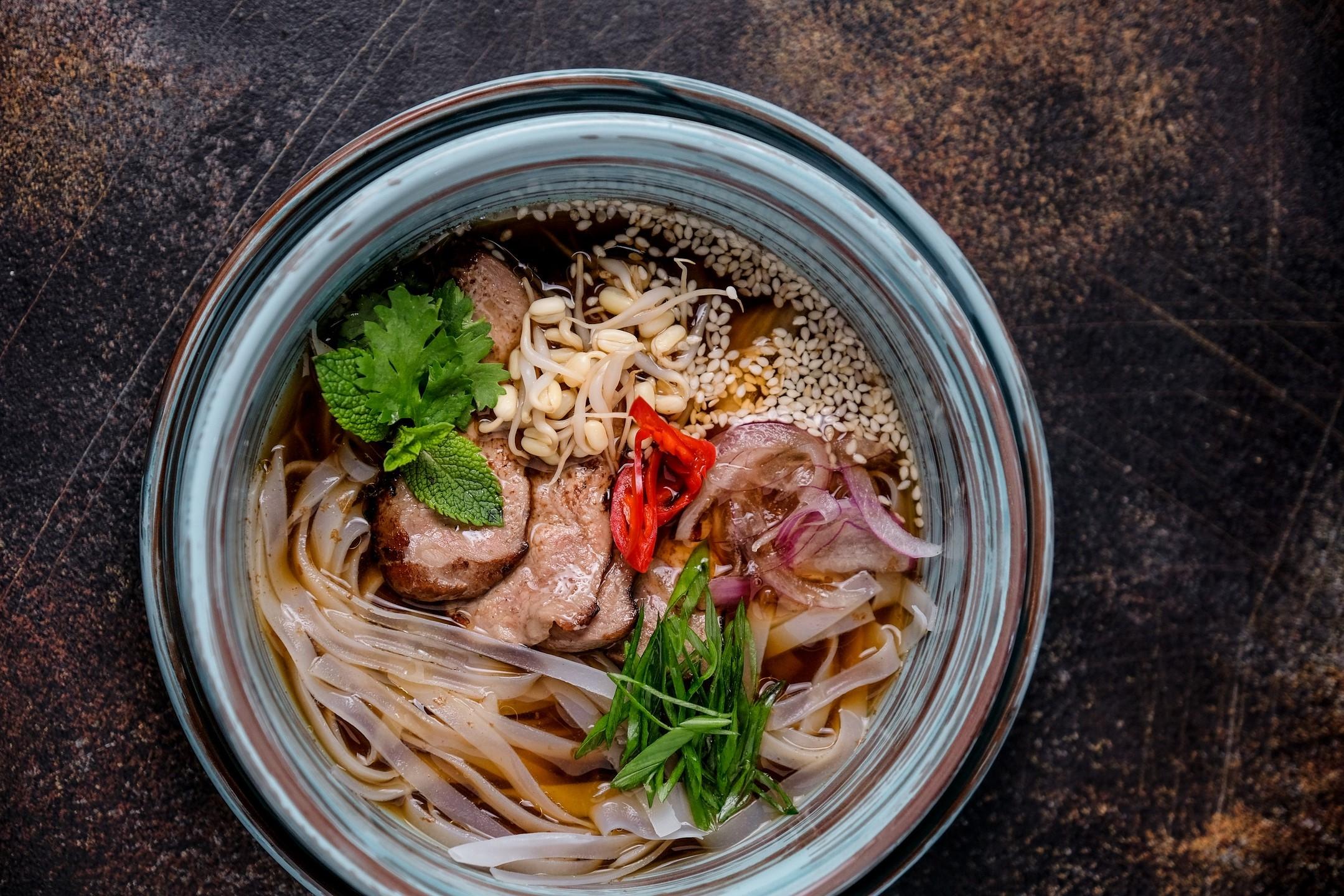 Паназиатские блюда отличаются своей пикантностью и удивительно необычным вкусом