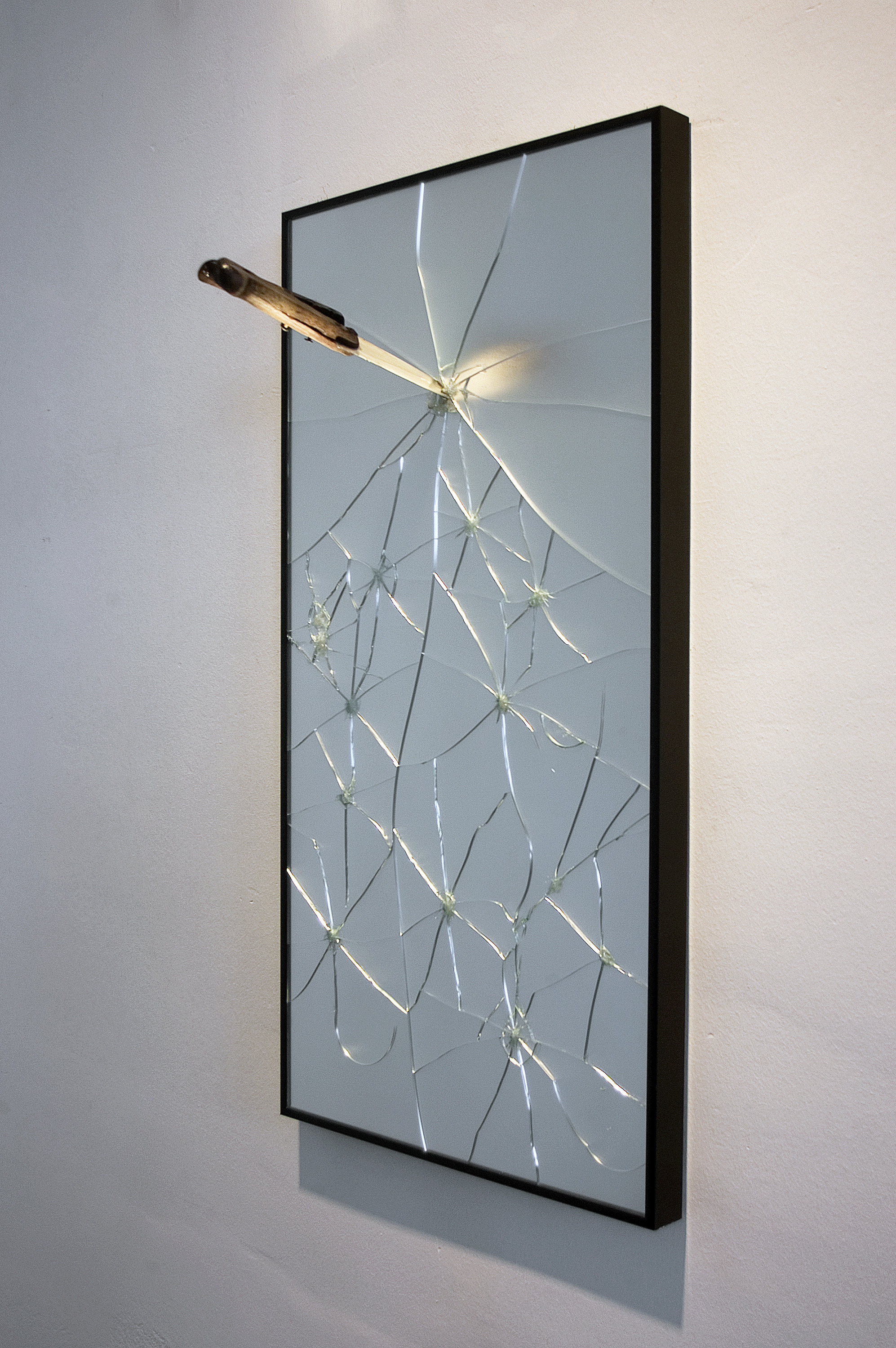 Мерантзас Димитрис. Вперед к самоуничтожению! Инсталляция. 2012