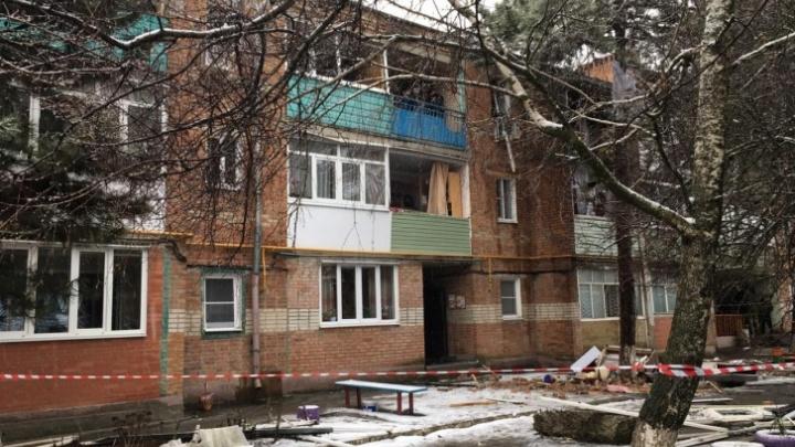Губернатор распорядился выплатить компенсации семьям погибших при взрыве газа в Азове