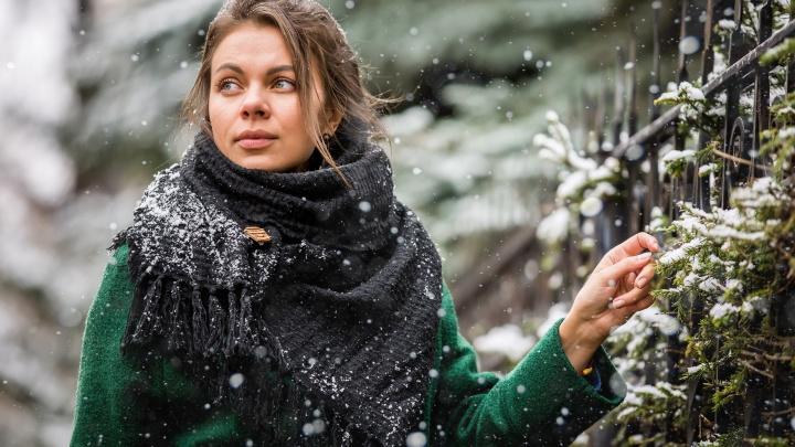 К Новосибирску приближаются 14-градусные морозы