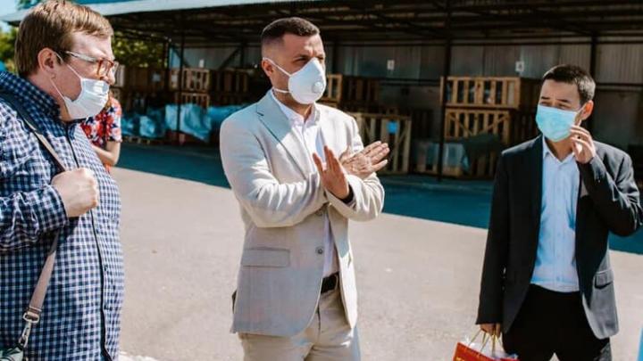 «А ночью началась лихорадка»: в Ярославле коронавирусом заболел директор крупного завода