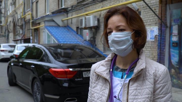 Бочаров пересадил на свою KIA Quoris детских терапевтов волгоградской поликлиники