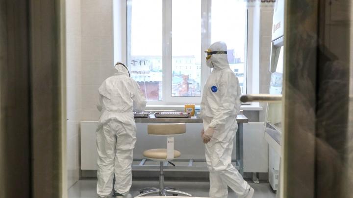 В Нижегородской области за последние сутки выявлено 216 зараженных коронавирусом