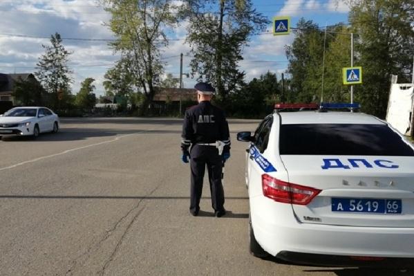 Во время длинных выходных автоинспекторы работали в усиленном режиме. Трассы региона патрулировали более 400 экипажей