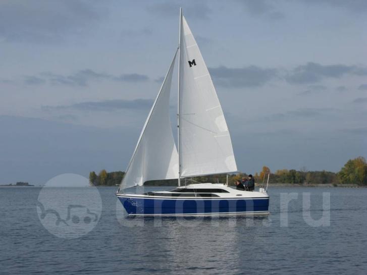 Эта парусная красотка стоит всего 1,55 миллиона — ерунда для рынка яхт