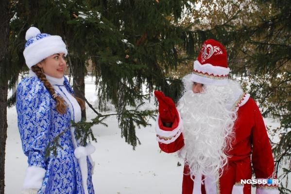 Многие Деды Морозы и Снегурочки в этом году остались без работы