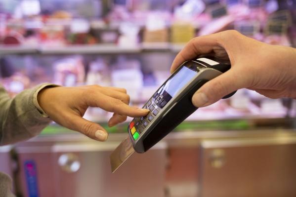В сельских магазинах оплатить услуги можно картой любого банка