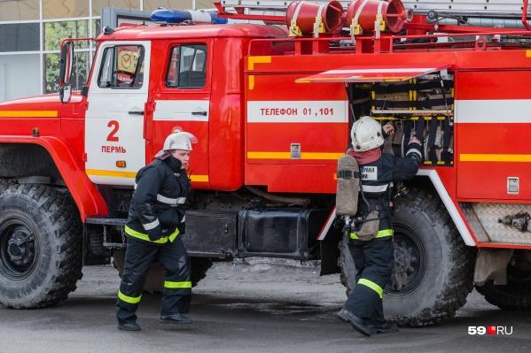 Работники пожарной охраны уже около года не могут добиться выполнения своих требований