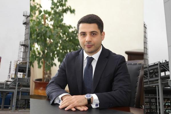 Давыдов занял пост руководителя БСК в 2019 году