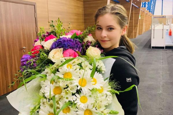 Юлия Липницкая в июне объявила о своей беременности