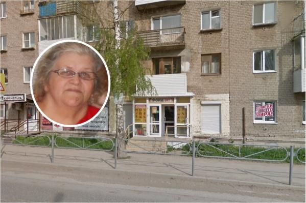 Женщина живет в Краснокамске на улице Чапаева