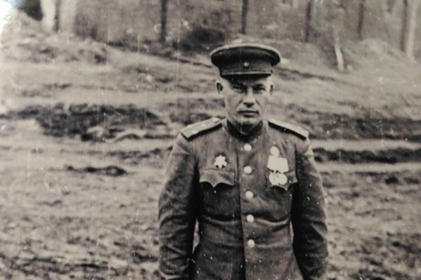 Евгений Дрогайцев был участником Сталинградской битвы