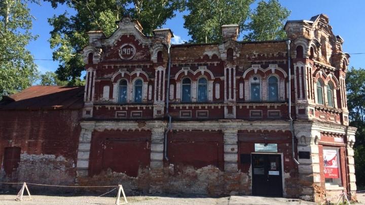 На реконструкцию старейшего музея нужно 105 млн рублей. Власти Кузбасса согласились выделить 25 млн