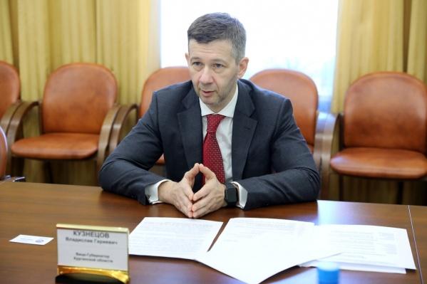 Вице-губернатор Курганской области Владислав Кузнецов считает ситуацию с COVID-19 в регионе контролируемой