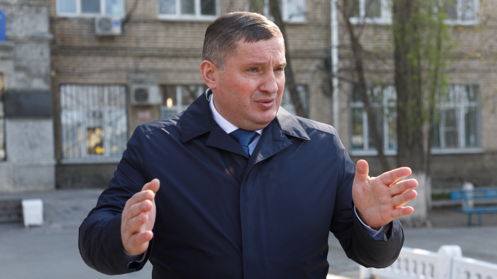 Плановая система штрафов: в Волгограде губернатор ввёл дополнительные меры по борьбе с коронавирусом