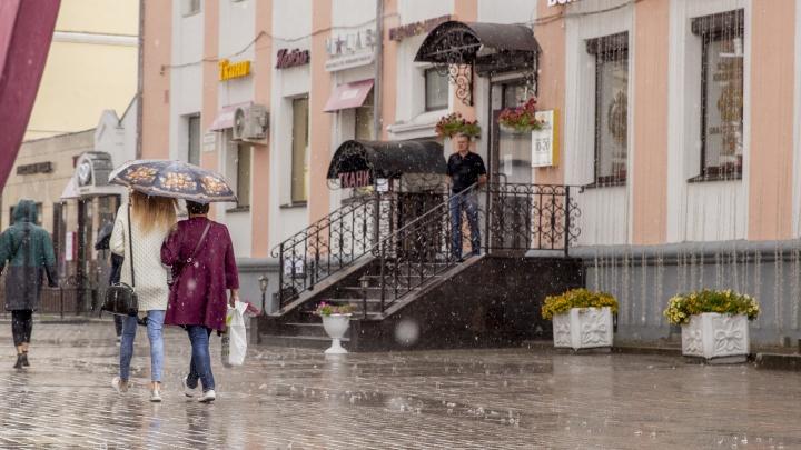 Первые заморозки и снег возможны в европейской части России: что будет с погодой в ЦФО