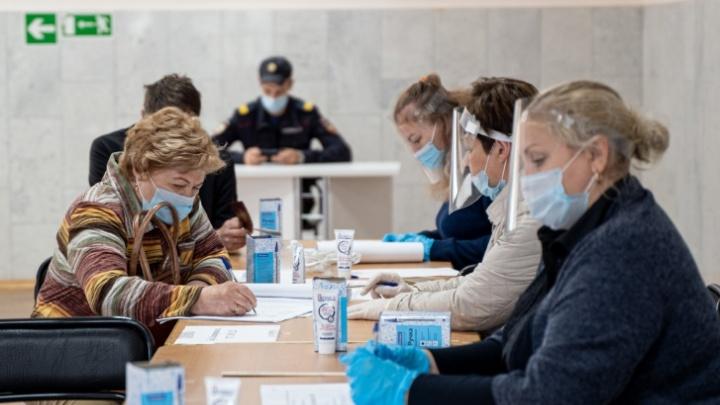 Стали известны предварительные итоги выборов в Заксобрание Челябинской области