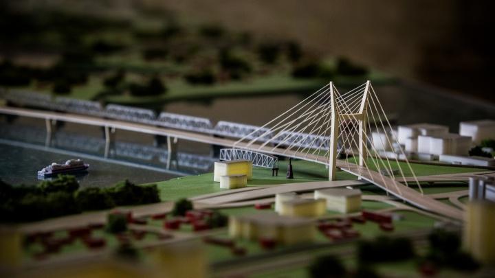 В Новосибирске разрешили построить новый участок четвертого моста
