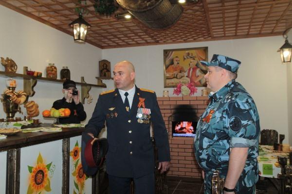 В Уфе в колонии строгого режима открылось кафе для заключенных в казачьем стиле