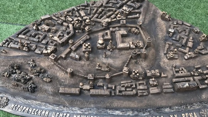 Исторический центр Нижнего Новгорода могут отлить в бронзе