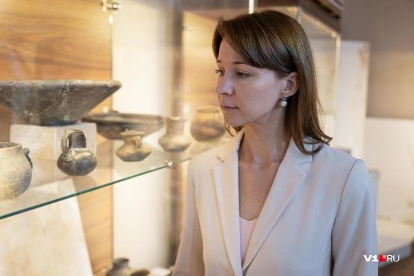После реконструкции залапоявилась возможность выставить уникальные экспонаты