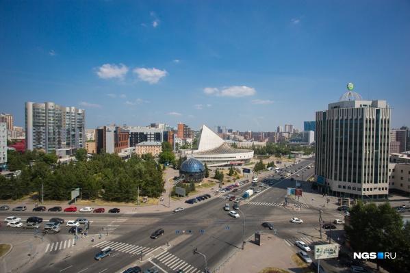 А вы считаете Новосибирск столицей Сибири? Давайте обсудим в комментариях