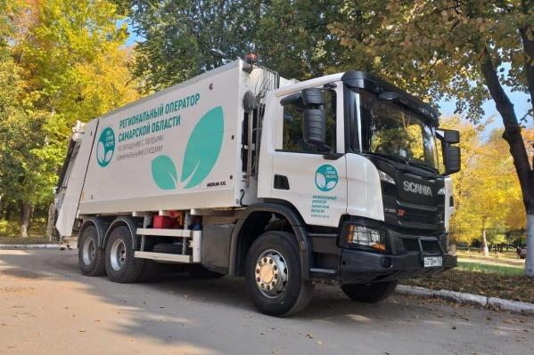 Регоператор ЭкоСтройРесурс обслуживает Самарскую область с 2019 года