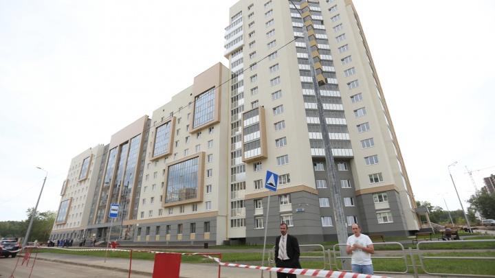 ЮУрГУ открыл новое общежитие. То самое, которое строили для иностранных гостей саммитов