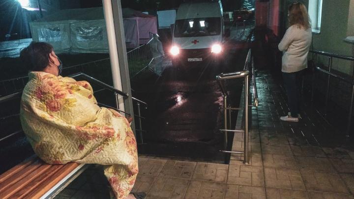 За сутки в Башкирии 366 жителей заболели внебольничной пневмонией