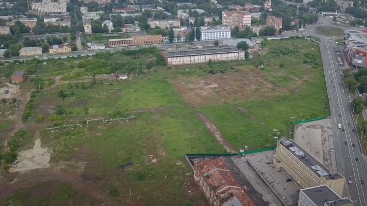 В Самаре на месте ГПЗ-4 хотят построить небоскребы