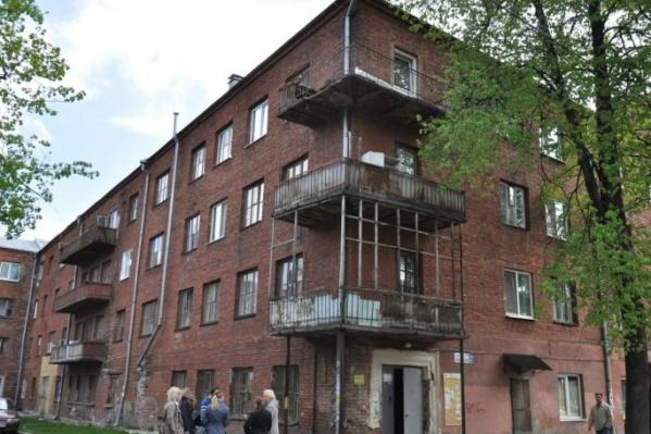 Четырехэтажку расселили еще в 2018 году