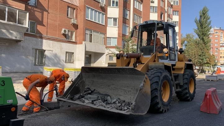 Назван список улиц Самары, которые отремонтируют в 2021 году