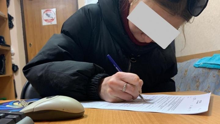В Екатеринбурге полицейские нашли преступницу благодаря ее внимательной соседке