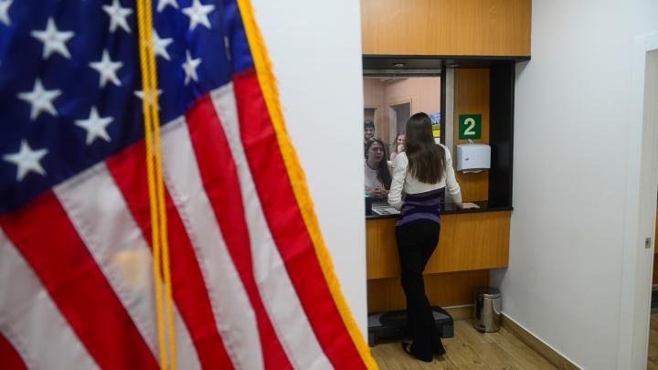 США прекратят выдавать визы в России