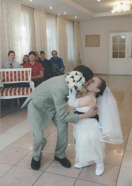 Свадьба Валерии