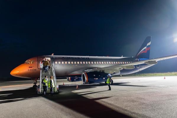 Рейсы Шереметьево — Ярославль и обратные будут летать пять раз в неделю
