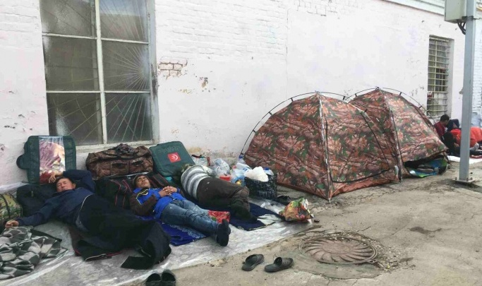 В Самарской области создали спецштаб для вывоза мигрантов из региона