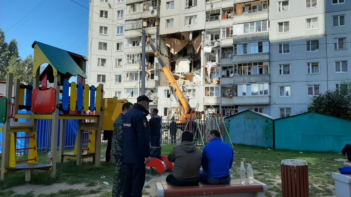 Семьям погибших при взрыве дома в Ярославле выплатят по миллиону рублей