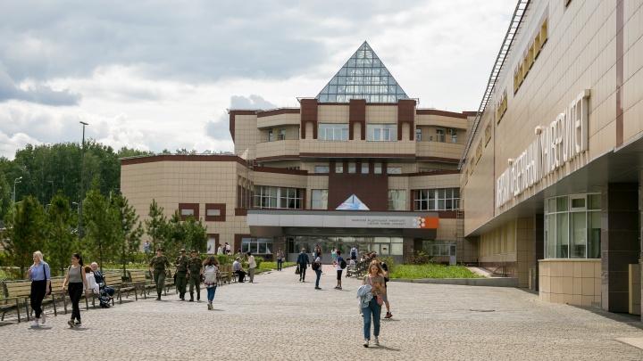 В СФУ с начала учебного года обнаружили 10 больных коронавирусом студентов