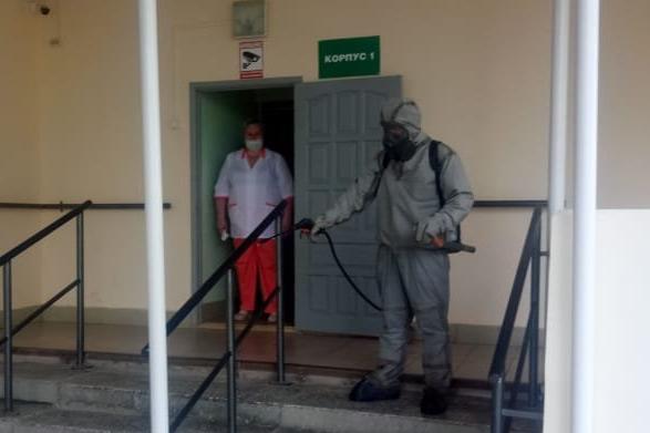 Заболели 33 человека: в Краснотурьинском психоневрологическом интернате вспышка коронавируса