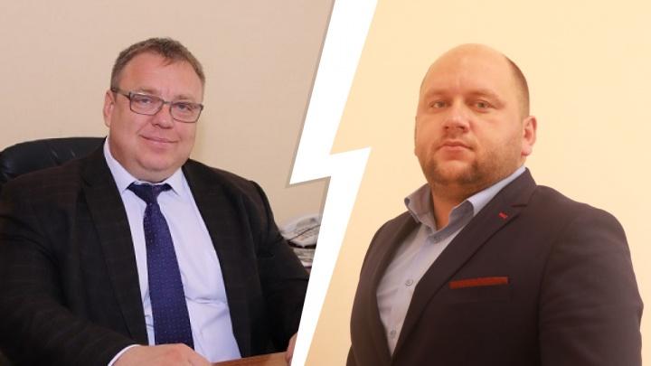 Из Минэнерго Омской области одновременно уволились два замминистра