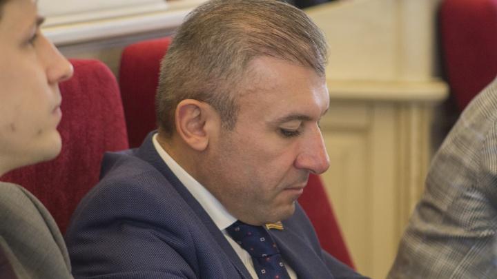 Цыбульский предложил АОСД рассмотреть кандидатуру директора аэропорта на должность замгубернатора