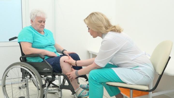 Тюменские врачи рассказали, как можно без операции «обновить» изношенные суставы и забыть про боль