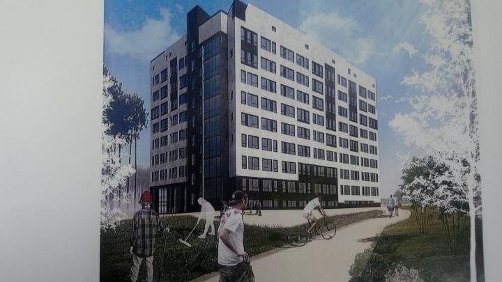 Пермская комиссия по землепользованию одобрила проект строительства гостиницы в Черняевском лесу