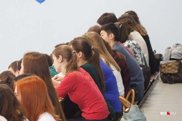 Учащимся купили билеты за счетстипендиального фонда