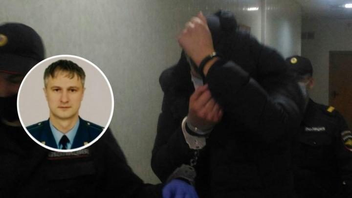 Суд отправил в СИЗО экс-прокурора Новосибирска Дениса Ференца