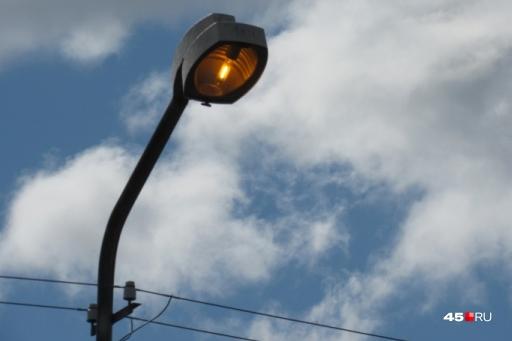 В Кургане продолжаются плановые отключения электричества