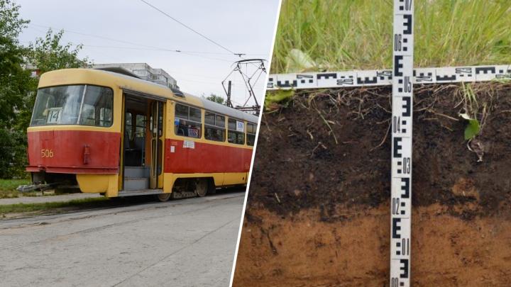 Трамвайная ветка в Солнечный получила одобрение от археологов